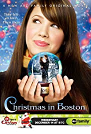 Christmas in Boston Poster
