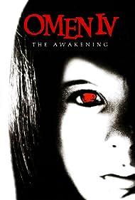 Faye Grant, Asia Vieira, and Michael Woods in Omen IV: The Awakening (1991)