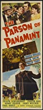 The Parson of Panamint (1941) Poster