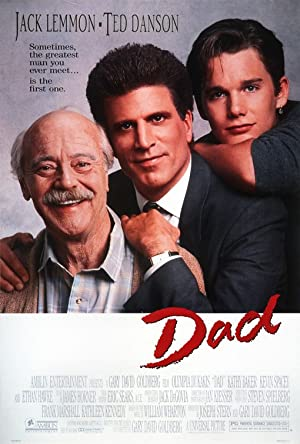 Dad Poster Image