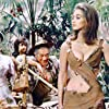 Sidney James and Valerie Leon in Carry On Up the Jungle (1970)