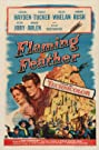 Flaming Feather (1952) Poster