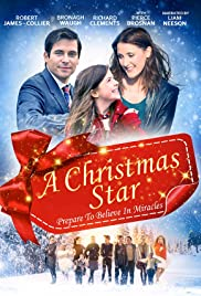 a christmas star poster - A Christmas Star Movie