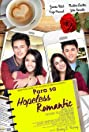 For the Hopeless Romantic (2015) Poster