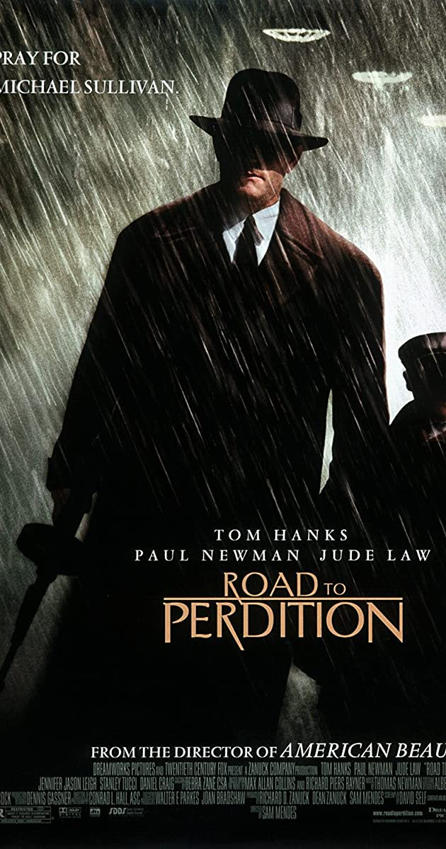 Subtitle of Road to Perdition