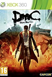 DmC: Devil May Cry (2013) Poster - Movie Forum, Cast, Reviews