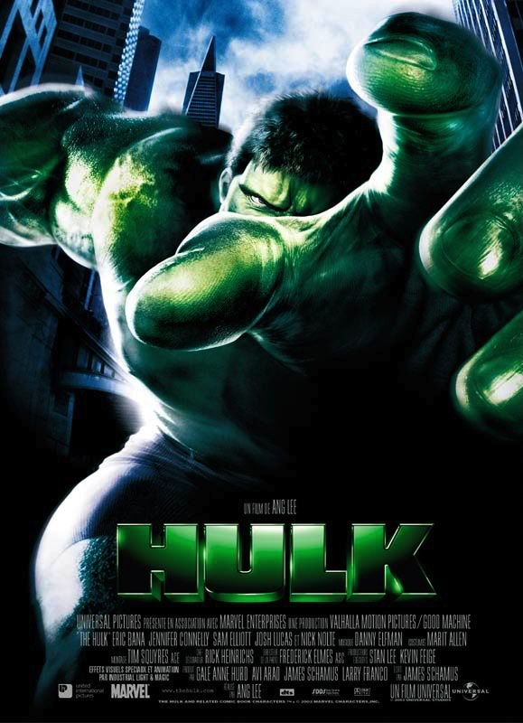 Hulk (2003) BluRay 480p, 720p & 1080p