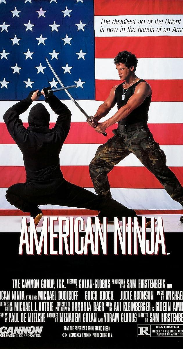 Subtitle of American Ninja