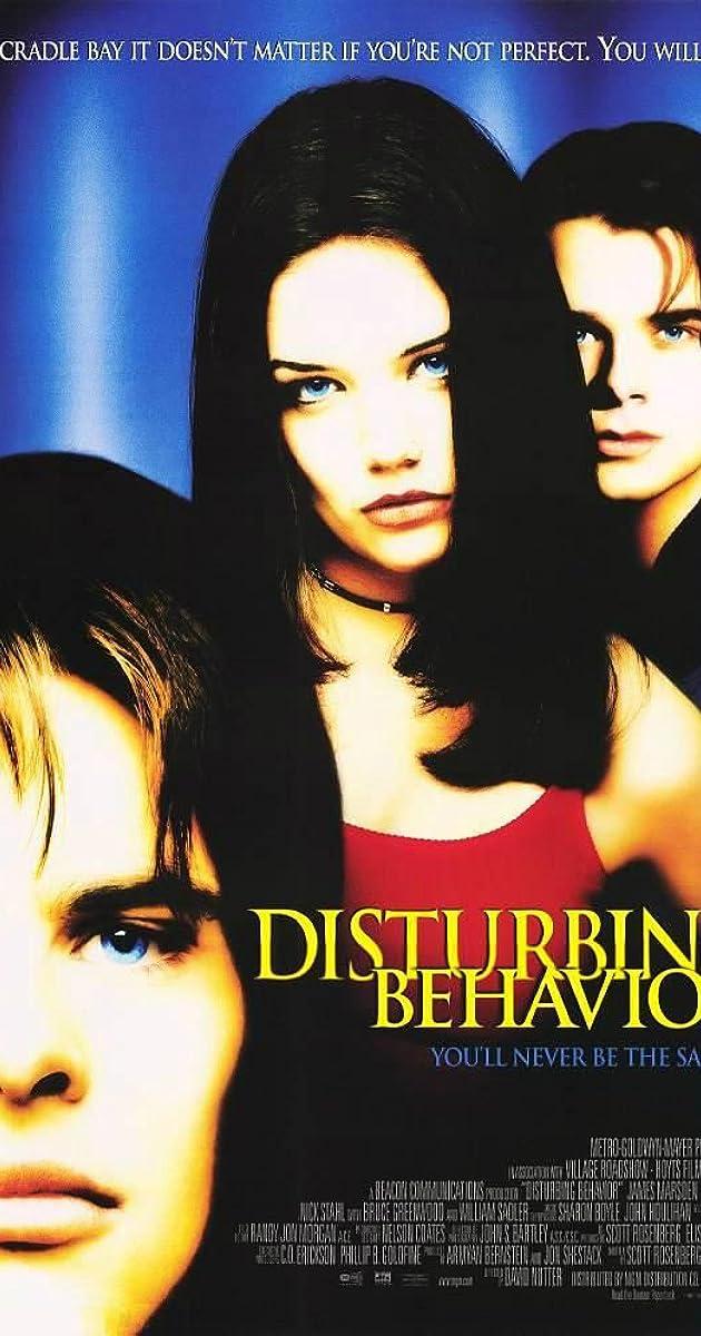 Subtitle of Disturbing Behavior