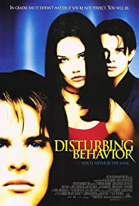 Disturbing Behavior Kevin Williamson
