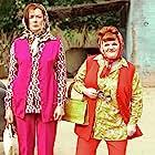 Linda Bassett and Lesley Nicol in West Is West (2010)