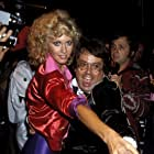 Olivia Newton-John and Allan Carr in Grease Day USA (1978)