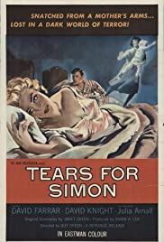 Tears for Simon Poster