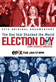 Election Day: Lens Across America Poster