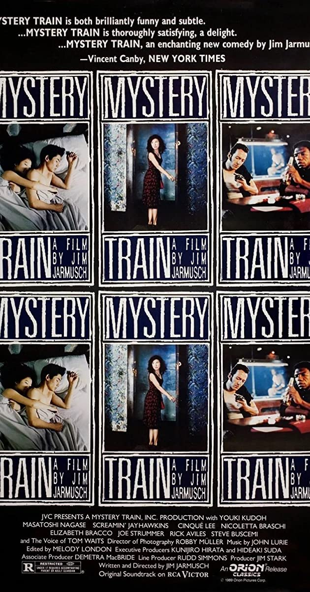 Subtitle of Mystery Train