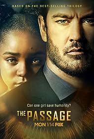 Mark-Paul Gosselaar and Saniyya Sidney in The Passage (2019)