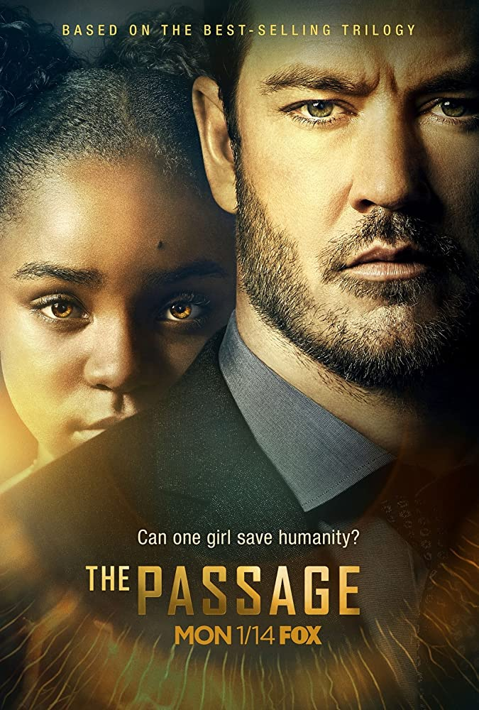 Mark-Paul Gosselaar and Saniyya Sidney in The Passage (2019)