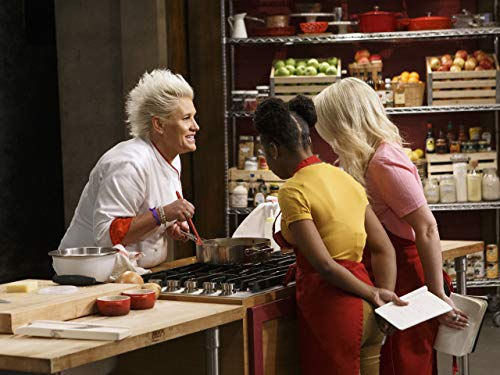 Anne Burrell in High Steaks (2020)