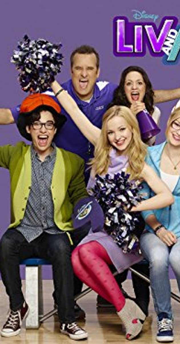 """""""Liv and Maddie"""" New Year's Eve-A-Rooney (TV Episode 2014 ..."""