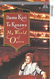 Dame Kiri Te Kanawa: My World of Opera Poster