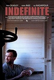 Indefinite Poster