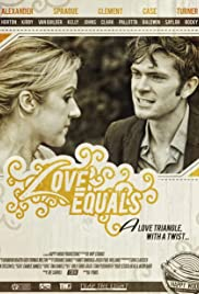 Love Equals Poster