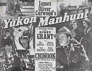 Frank McDonald Yukon Manhunt Movie