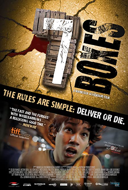 7 Boxes (2012) Spanish Web-DL 480p 720p 1080p Watch Online