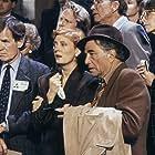 Susan Sarandon, Peter Falk, and Jack Riley in The Player (1992)