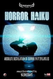 Horror Haiku Poster