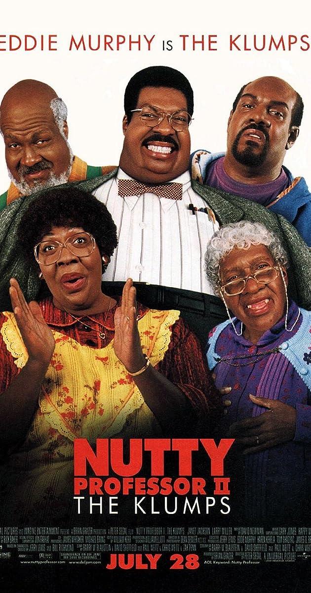 Nutty Professor II: The Klumps (2000) - IMDb