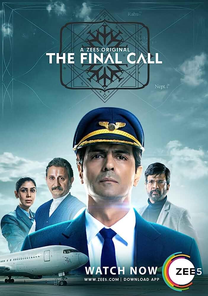 The Final Call (2019) Hindi S01 E01-08 WebRip Hindi 720p 800MB