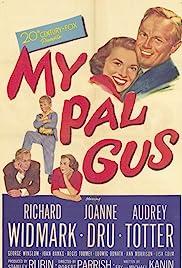 My Pal Gus Poster