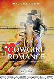 Cowgirl's Christmas Romance Poster