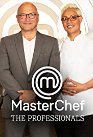 MasterChef: The Professionals Poster