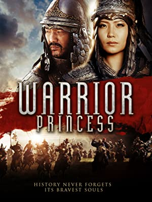 Where to stream Warrior Princess