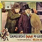 Helen Kane, Victor Moore, and Frank Morgan in Dangerous Nan McGrew (1930)