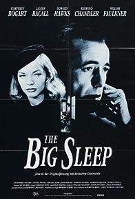 Primary photo for The Big Sleep