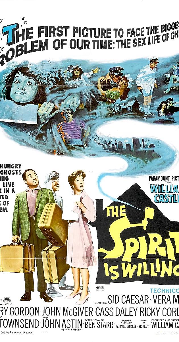 The Spirit Is Willing (1967) - The Spirit Is Willing (1967) - User