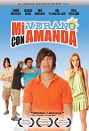 Mi verano con Amanda Poster