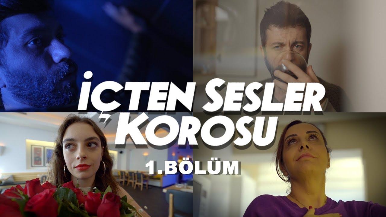Çiçek Dilligil, Firat Topkorur, Özgür Emre Yildirim, and Melis Sezen in 1.Bölüm (2019)