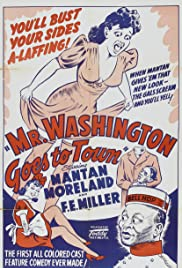 Mr. Washington Goes to Town Poster