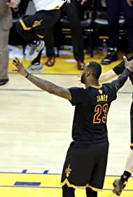 LeBron James and Kevin Love in The 2016 NBA Finals (2016)