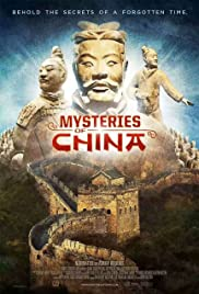 Mysteries of Ancient China Poster