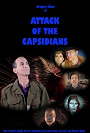 Attack of the Capsidians Poster