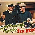 Preston Foster and Victor McLaglen in Sea Devils (1937)