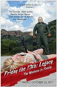 Mira la película americana me completa gratis. Friday the 13th: Legacy by Ian Messenger  [HDR] [flv]