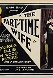 The Part Time Wife Poster