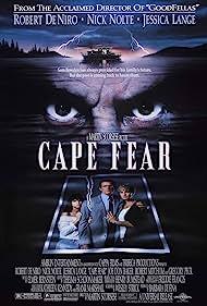 Robert De Niro, Juliette Lewis, Nick Nolte, and Jessica Lange in Cape Fear (1991)