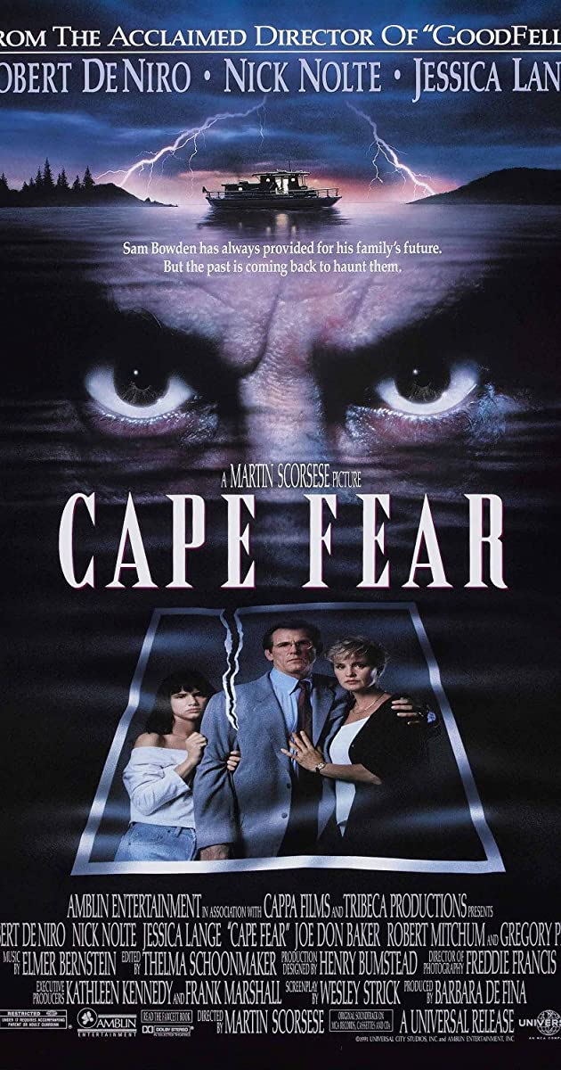 Free Watch Movie Cape Fear (1991)